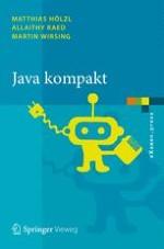Die Java-Umgebung