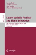 Block Component Analysis, a New Concept for Blind Source Separation