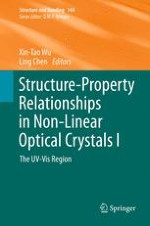 Structural Designs and Property Characterizations for Second-Harmonic Generation Materials