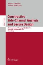 Exploiting the Difference of Side-Channel Leakages