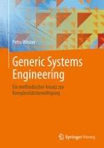 Das Systems Engineering (SE) – altes Denken in neuem Gewand