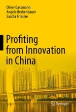 China as a Place to Innovate