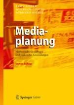 Mediaplanung in der Marketing-Kommunikation