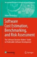 Why Software Effort Estimation?