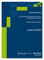 Un/Faire Informationspraktiken: Internet Privacy aus Sozialwissenschaftlicher Perspektive