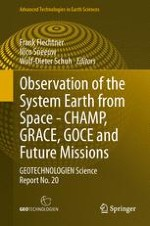 LOTSE-CHAMP/GRACE: An Interdisciplinary Research Project for Earth Observation from Space