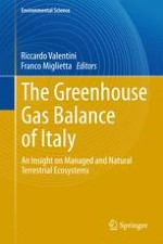 The Greenhouse Gas Balance of Italy: A Synthesis