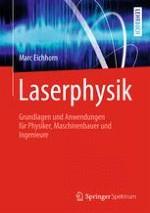 Quantenmechanische Grundlagen von Lasern