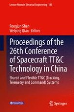 Space-Based MA TT&C System and Technologies
