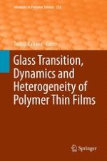 Mobility Gradient of Polystyrene in Films Supported on Solid Substrates