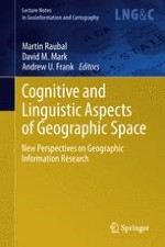 Researching Cognitive and Linguistic Aspects of Geographic Space: Las Navas Then and Now