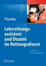 Qualifikationen im Rettungsdienst