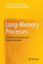 Definition of Long Memory