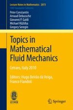 Complex Fluids and Lagrangian Particles