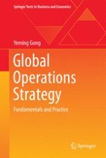 Basic Concepts of Global Operations Strategy