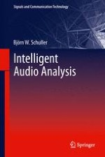 Intelligent Audio Analysis: A Definition