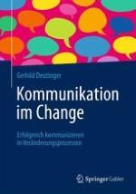 Was ist Change Kommunikation und was macht sie aus?