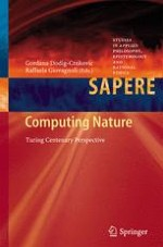 Computing Nature – A Network of Networks of Concurrent Information Processes