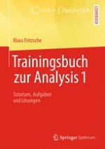 Die Sprache der Analysis