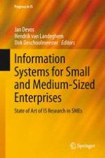 Adoption of Free/Open Source ERP Software by SMEs