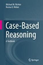 Case-Based Reasoning | springerprofessional de