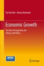 Introduction to and Summary of Economic Growth: The New Perspectives for Theory and Policy