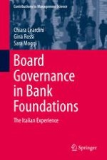 Italian Bank Foundations and Governance