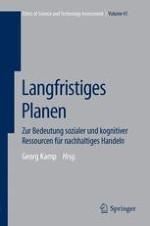 Einleitung: Nachhaltigkeit und Planung
