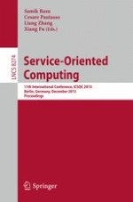 Data-Centricity and Services Interoperation
