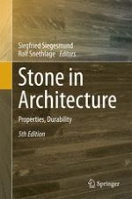 Natural Stones in Architecture: Introduction