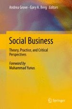 Social Business: Defining and Situating the Concept