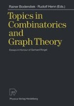 On the Problem of Relative Components of Minimal Graphs