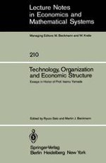 Production Functions in the Analysis of Organizational Structure