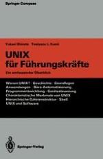 Die Verbreitung von UNIX