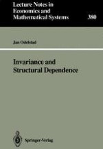 The Concept of Dependence in Applied Mathematics; a First Account