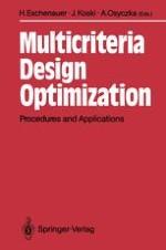 Multicriteria Optimization — Fundamentals and Motivation