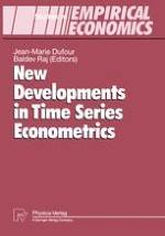 New Developments in Time Series Econometrics: An Overview