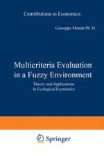 Environmental Issues and Evaluation Methods