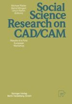 Editor's Introduction: A Personal History of the European CAD/CAM Social Studies Network