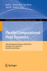 Parallel Computational Fluid Dynamics   springerprofessional de