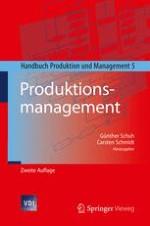 Grundlagen des Produktionsmanagements