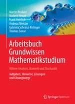 Lineare Differenzialgleichungen – Systeme und Gleichungen höherer Ordnung