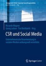 Der Einsatz von Social Media-Anwendungen in der CSR-Kommunikation – von der Informationsvermittlung zum Enabling