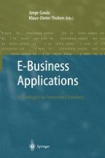 E-Business Principles, Trends and Visions