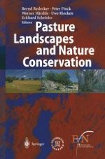 Pasture Landscapes and Nature Conservation — New strategies for the preservation of open landscapes in Europe