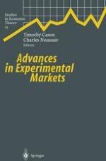 The experimental study of market behavior