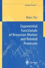 Functionals of Brownian Motion in Finance and in Insurance