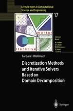 Discretization Techniques Based on Domain Decomposition