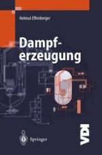 Entwicklung im Dampferzeugerbau