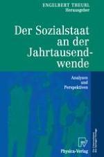 """Der """"sorgende"""" Staat: Das kontinentale Modell der Sozialstaatsentstehung"""